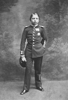 Emperor William II (1859-1941) when Crown Prince William | Royal Collection Trust