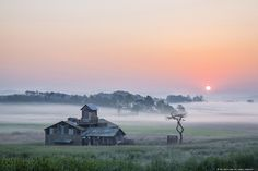 Sunrise at the farm #7 by Min Hyeon papa  on 500px