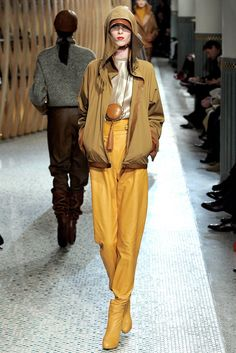 Lemaire for Hermès - Fall 2011 Ready-to-Wear