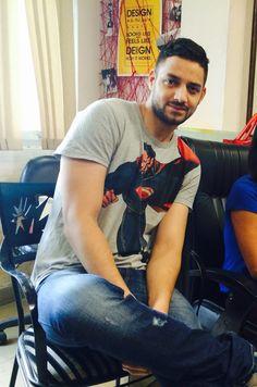 FCUK Superman t shirt.