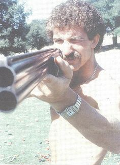 Souness With a Gun by barcelona_nil, via Flickr