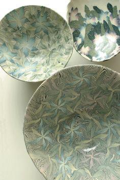 Ceramics Nerikomi Millefiori On Pinterest Porcelain