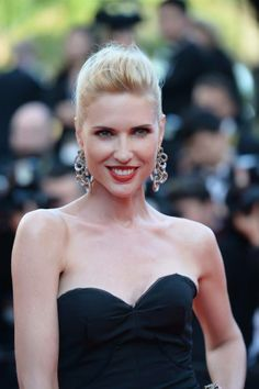 Judit Masco during the 67th Annual Cannes Film Festival May 18, 2014 in Cannes, France.