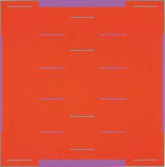 Gaucher, Yves - Prélude et fugue pour six carrés - Musée des Beaux-Arts, Montréal