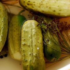 The World's Best (and Easiest) Dill Pickles