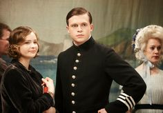 Dorothy 'Dot' Williams (Ashleigh Cummings) and Constable Hugh Collins (Hugo Johnstone-Burt) in 'Ruddy Gore' (Series 1, Episode 6)