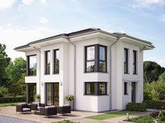 Unser EVOLUTION 122 V14.  #Haus #Fertighaus #Hausbau #Design #Architektur #Einfamilienhaus #House #BienZenker