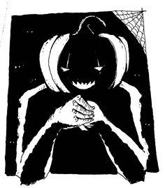 #inktober • Day 17 • Mr. Pumpkin