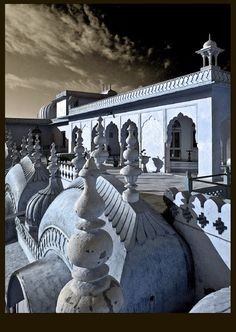 Alsisar palace