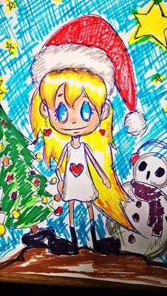 As Crônicas de Lídia: Feliz natal By: Eddy Khaos