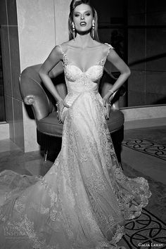 Galia Lahav Fall 2015 Wedding Dresses — Tales of the Jazz Age Bridal Collection Part 1   Wedding Inspirasi