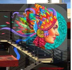 Street Art Best Of February 2018 As Every month here's Best of Street Art. All these street art and graffiti artworks were realised in the last few weeks. It has been very difficult to… Street Art Banksy, Street Wall Art, Urban Street Art, Best Street Art, Murals Street Art, Amazing Street Art, Graffiti Wall Art, Mural Art, Graffiti Artists