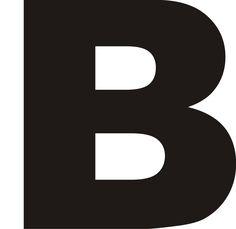 abecedario letras grandes para carteles - Buscar con Google