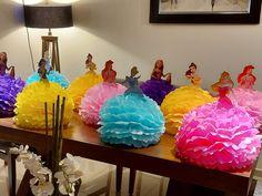 Princess Birthday Party Decorations, Disney Princess Birthday, Princess Party, Ideas Para Fiestas, Alice, Princesas Disney, Mickey Mouse, Iris, Minecraft