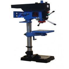 A bore machine is accessible in many models and their capacity likewise changes in like manner. In prior days, hand worked exhausting apparatuses were connected, later with the expanding interest for various puncturing devices, inventive models of penetrating supplies have been outlined and outspread is one among the advancements. visit:- http://www.machinedock.net/bench-pillar-drilling-machine