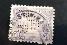 US Postage Stamp by FlatRabbitBooks on Etsy
