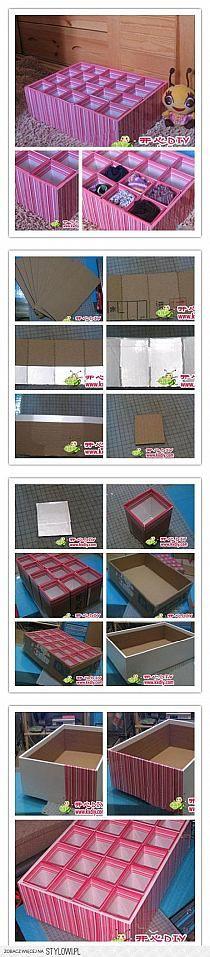 pudełeczka,półeczki