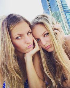Pliskova Twins