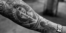 Leg Tattoos, I Tattoo, Sleeve Tattoos, Tattoos For Guys, Photography Poses For Men, Fashion Photography, Tatting, Arm Sleeves, Mens Fashion