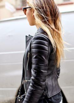 Rock 'n' Roll Style ☆ Céline biker