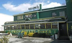 Chadwick Square Diner (1930), Worcester, Mass. (Worcester Lunch Car Co.)