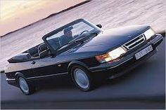 Saab cabrio 900