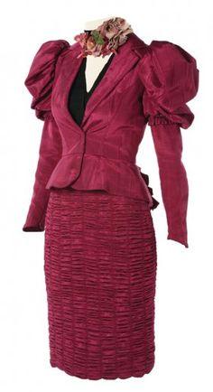 Effie Trinket Reaping Costume