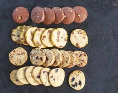 Rezept: Rauchmandel-Chili-Kekse