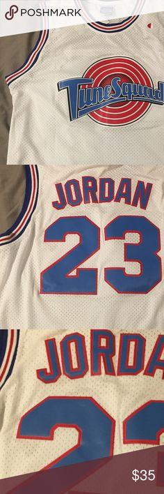 942ebae26dd9 Tune squad Michael Jordan  23 space jam jersey 100% brand new with tag