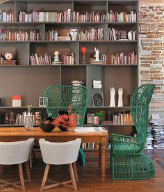Prêmio Casa Claudia 2013 | Categoria: MOSTRAS | Local: Hotel Sete de Setembro que abrigou a Casa Cor Rio 2012 | Projeto: Gisele Taranto, arquiteta