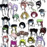 Find the desired and make your own gallery using pin. Manga clipart anime hair - pin to your gallery. Explore what was found for the manga clipart anime hair Manga Drawing, Drawing Faces, Art Drawings, Realistic Drawings, Pencil Drawings, Anime Girl Hairstyles, Drawing Hairstyles, School Hairstyles, Diy Hairstyles