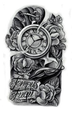 Awesome tattoo design.