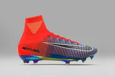 d086362f484 Check out Nike's Pixelated Mercurial Superfly x EA Sports Football Boots.  Nike FootballVoetbalschoenenNoppenVisuele IdentiteitSport