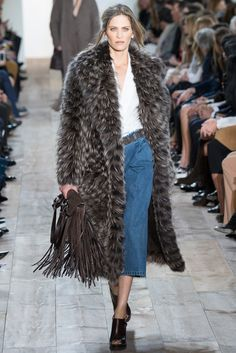 Michael Kors Collection Fall 2014 Ready-to-Wear Fashion Show - Frankie Rayder