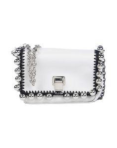 PROENZA SCHOULER . #proenzaschouler #bags #shoulder bags #clutch #metallic #leather #hand bags #