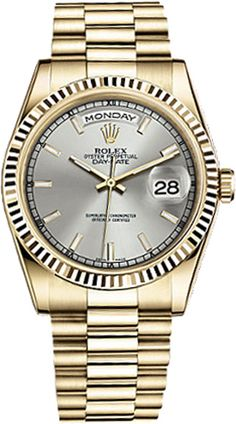 Rolex Day-Date 36 118238