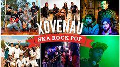 Festival Xovenau 2014, un evento dedicado a la cultura y música alternativa abierto a todo el público, y gratis.