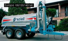 Grazioli - Europa 100/120/140/160 Maggiori informazioni: http://www.zoomac.it/it_2013/grazioli/carribotte-a-1-2-3-assi-capacita-da-3-000-a-30-000-litri/