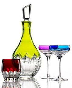 Waterford Drinkware, Mixology Collection - Waterford Crystal Stemware and Bar - Dining & Entertaining - Macy's