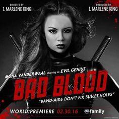 Pretty Little Liars Bad Blood Taylor Swift Mona