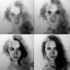 Supreme Portrait Drawing with Charcoal Ideas. Prodigious Portrait Drawing with Charcoal Ideas. Charcoal Drawing Tutorial, Charcoal Sketch, Charcoal Art, Easy Charcoal Drawings, Drawing Faces, Life Drawing, Figure Drawing, Painting & Drawing, Manga Drawing