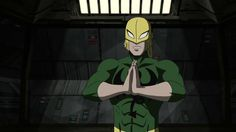 iron fist ultimate spider man - Google Search