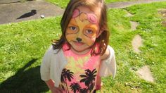 Face paint Sky, Paw patrol party