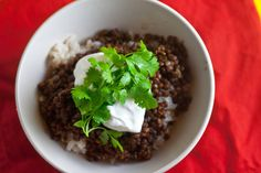 Black Lentil Dal by Three Clever Sisters