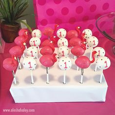 Excellent Birthday Cake Pops Ideas The Cake Boutique Funny Birthday Cards Online Chimdamsfinfo
