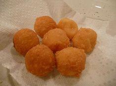 Bolitas de queso - Gouda Cheese Balls [In English]