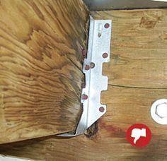 Top 10 Deck-Building Mistakes Avoid these common problems, and build a longer-lasting, safer deck. Fine Homebuilding article. #buildingadeck #deckbuildinghacks