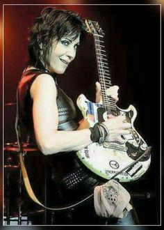 Queen of noise, Joan Jett!