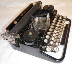 oz.Typewriter: Underwood Portable Typewriters 1919-1991: Part One...