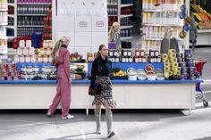 Chanel Fashion Show Sets   POPSUGAR Fashion